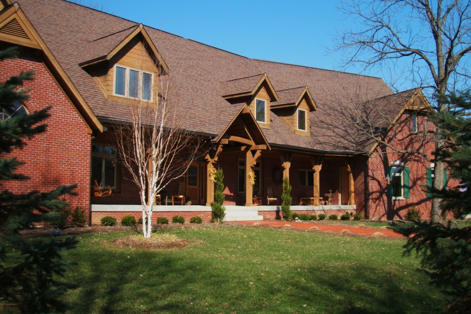 Indian Lake Custom Home